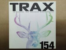 Trax Sampler – TRAX 154 - I:Cube / Acid Washed / The Micronauts / Madben...