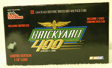 Racing Champions NASCAR 1:64 Historic Brickyard 400 Pace Cars Limited Edition