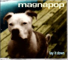 MAGNAPOP - LAY IT DOWN - 4 TRACK 1994 CD SINGLE
