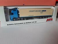 Volvo FH    Kraftverkehr  NAGEL ...fährt frisch und frostig Versmold Kühlkoffer
