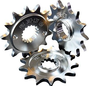 Steel 14 Tooth Front Sprocket PBI 496-14
