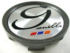 GIANELLE  BLACK CUSTOM WHEEL CENTER CAP*   #959K74-G   (FOR 1 CAP)