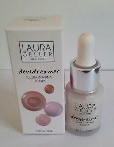 Laura Geller dewdreamer illuminating drops diamond dust - 0.51 fl oz- New in Box