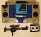 Takara Diaclone Transformers Microchange MC21 Radio Robot Blue Blaster W/ WEAPON