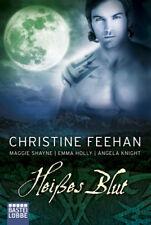 Dark Carpathians 20 Heißes Blut von Christine Feehan, Maggie Shayne (2012, TB)