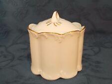 Rosenthal Classic Rose Collection Gold Trim con coperchio Sugar Bowl/SUCRIER (e)