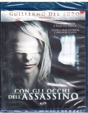 Blu-ray - CON GLI OCCHI DELL'ASSASSINO