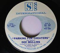 ROCK 45 DEE MULLINS War Baby on SSS International