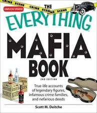The Everything Mafia Book: True-life accounts of legendary figures Free Shipping