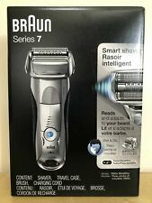 Braun Series 7 7893s Electric Shaver, Wet & Dry, Rechargeable/Cordless Razor
