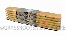 12-Pair BRICK VIC FIRTH® American Classic 5B Wood DRUM STICKS Hickory Bulk NEW