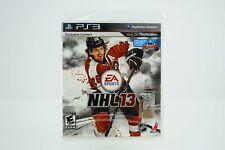 NHL 13: Playstation 3