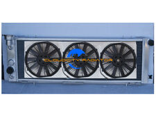All aluminum radiator for 2003-2007 SUBARU IMPREZA WRX 2.0//2.5 L H4 Engine AT MT