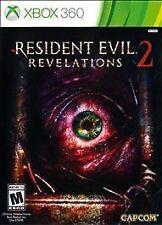 Resident Evil Revelations 2 (Microsoft Xbox 360, 2015) NEW
