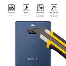 Protector Verre Verre Trempé Lentille Appareil Photo Arrière Sony Xperia 10 Plus