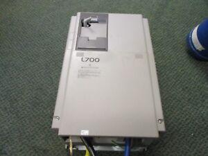 Hitachi L700 AC Drive L700-300HFF 40HP 480V 3Ph Used