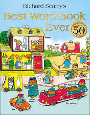 Best Word Book Ever by Richard Scarry (Paperback, 2013)