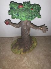 Vintage 1988 Franklin Mint The Wizard Of Oz Bad Apple Tree Figurine *read*