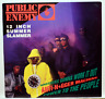 "PUBLIC ENEMY Brothers Gonna Work It Out 1990 12"" VINYL Maxi Single Dub / ReMix"
