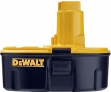 Nickel-Metal Hydride (NiMH) DEWALT Power Tool Batteries