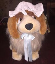 VTG Rare Disney Nana Dog Plush Stuffed Toy Peter Pan Exclusive Sears NWT