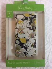 Vera Bradley iPhone 5 Snap On Case - Floral Pattern