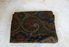 Ralph Lauren Brianna Elizabeth Paisley Twin Jumbo Flat Sheet