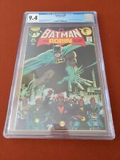 Batman #230 - DC 1971 CGC 9.4 Superman cameo in Robin backup story.