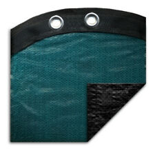 12' Round Above Ground Swimming Pool Winter Cover 15 Year - Teal Green
