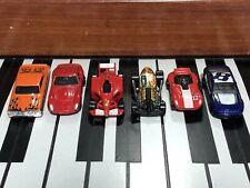Lotto 6 Auto 1:64 Ferrari 250 Gto, Ford Mustang