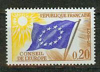 Frankreich  Briefmarken 1963 Europarat Mi.Nr. 7** postfrisch