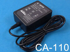 AC Power Adaptor Battery Charger Cord Cable f/ Canon CA-110 CA-110E CA110 CA110E