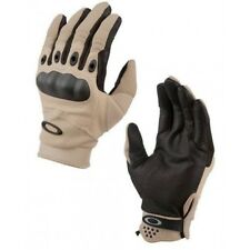 BRITISH ARMY MTP OAKLEY FACTORY PILOT GLOVES TAN LEATHER XXL BRAND NEW