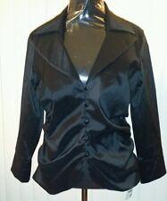 Women's stratch Lafaette black evening jacket size10 by Lafayette NEW!