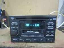 97 98 1997 1998 Nissan Maxima I30 Radio Cd Cassette Player Bose Stereo Pn-2121D (Fits: Infiniti I30)