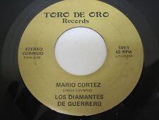 LOS DIAMANTES DE GUERRERO on Toro De Oro Records Houston TEXAS