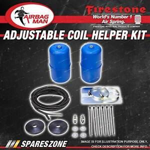 Airbag Man Air Suspension Coil Springs Helper Kit Rear for KIA SORENTO XM Petrol