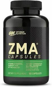 Optimum Nutrition - Zma, 90 Capsules, 90 Capsules Exp 04/2022