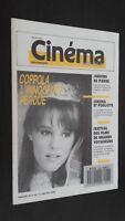 Rivista Settimanale Cinema N°423 Del 6 Gennaio Au 13 Gennaio 1988