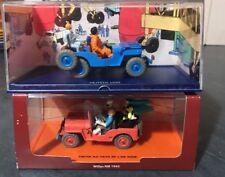 Atlas voiture Tintin