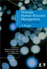 Strategic Human Resource Management: Theory and Practice (Published in