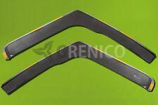 Heko DAF LF 2-pc Wind Deflectors Tinted