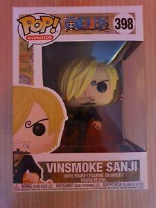 One Piece Pop! Funko Vinsmoke Sanji Vinyl Figura N°398