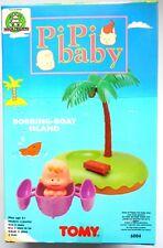 PIPI BABY -  BOBBING-BOAT ISLAND ISOLA CON PIROGA   -   6004 TOMY VINTAGE