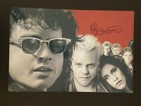 Signed KIEFER SUTHERLAND 12x18 Photo PSA Beckett Guarantee LOST BOYS Autograph