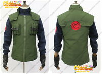 Naruto leader cosplay costume whole green