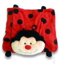 100% Original My Pillow Pets Ladybug blanket. Ready to Ship! As Seen OnTV!