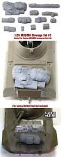 1/35 Scale resin kit US m8/m20 armoured car Stowage Sets #2