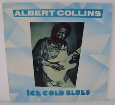 "Albert Collins Ice Cold Blues LP 12"" Vinyl Charly Records CRB 1119 UK"