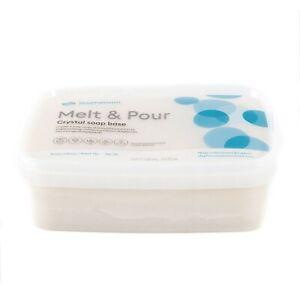 Melt & Pour Soap Base - Oatmeal & Shea Butter - 1Kg (SOAP1KOATMSHEA)